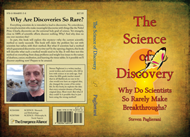 Book: The Science of Discovery by Steven Paglierani, Soft Cover, 2016
